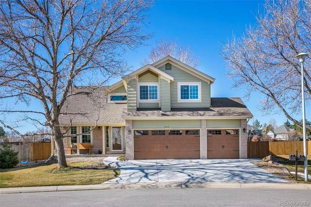 5812 W 80th Circle, Arvada, CO 80003 (#4265404) :: Venterra Real Estate LLC