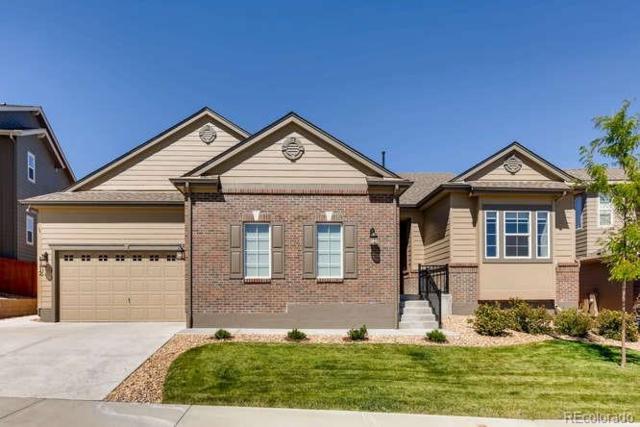 3815 Spanish Oaks Trail, Castle Rock, CO 80108 (#4265510) :: Colorado Home Finder Realty