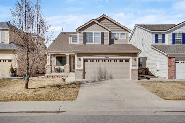 6059 S Yampa Street, Aurora, CO 80016 (#4265528) :: The Heyl Group at Keller Williams