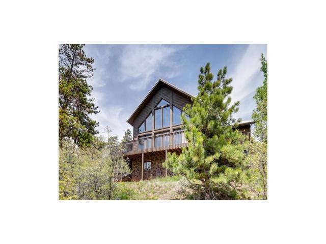 760 Sunrise Circle, Woodland Park, CO 80863 (MLS #4265670) :: 8z Real Estate