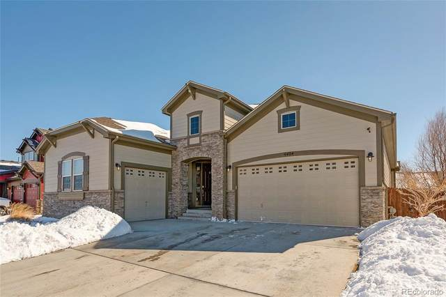4404 E 139th Avenue, Thornton, CO 80602 (#4265698) :: Bring Home Denver with Keller Williams Downtown Realty LLC