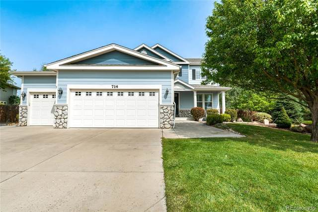 714 Fairbourne Way, Fort Collins, CO 80525 (#4265824) :: The DeGrood Team