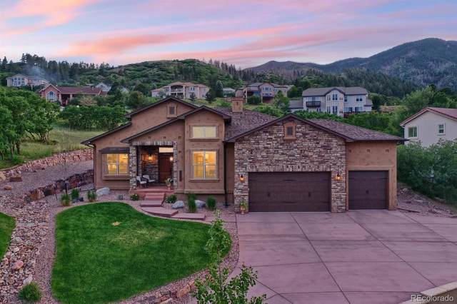 8020 Hedgewood Way, Colorado Springs, CO 80919 (MLS #4266100) :: 8z Real Estate