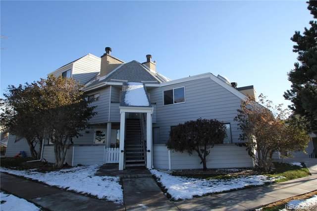 17050 E Ford Drive #210, Aurora, CO 80017 (#4266182) :: Briggs American Properties