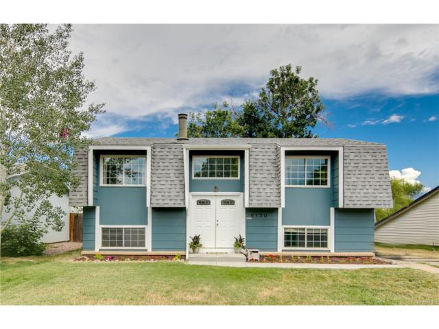 6130 Crestone Street, Golden, CO 80403 (MLS #4267209) :: 8z Real Estate
