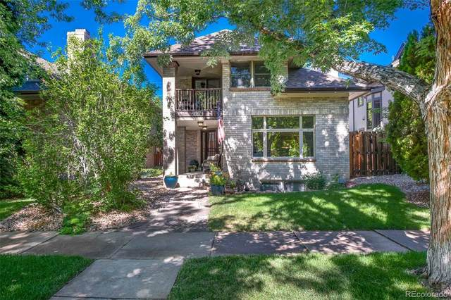 1271 S Vine Street, Denver, CO 80210 (MLS #4267247) :: 8z Real Estate