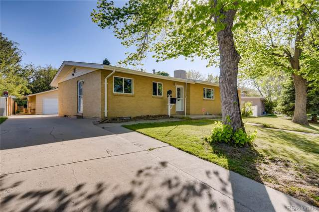 6047 S Westview Street, Littleton, CO 80120 (#4267670) :: The Heyl Group at Keller Williams