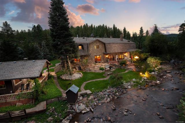 34673 Upper Bear Creek Road, Evergreen, CO 80439 (MLS #4267721) :: 8z Real Estate