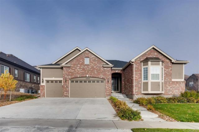 27807 E Kettle Place, Aurora, CO 80016 (#4267912) :: The Tamborra Team