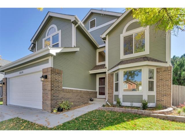 1218 W 132nd Place, Westminster, CO 80234 (#4268344) :: The Peak Properties Group