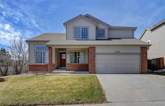 7205 Nile Street, Arvada, CO 80007 (#4268615) :: The Peak Properties Group
