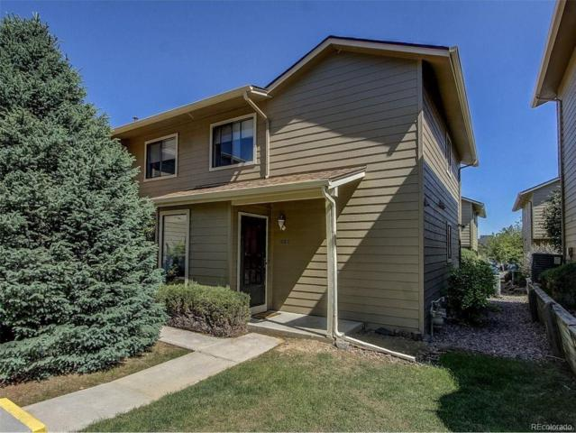 1060 S Yampa Street C, Aurora, CO 80017 (#4268756) :: 5281 Exclusive Homes Realty