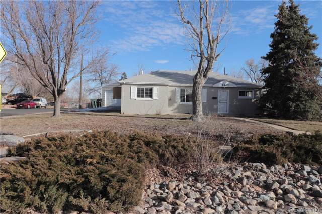 9440 Dorothy Boulevard, Thornton, CO 80229 (MLS #4269263) :: 8z Real Estate