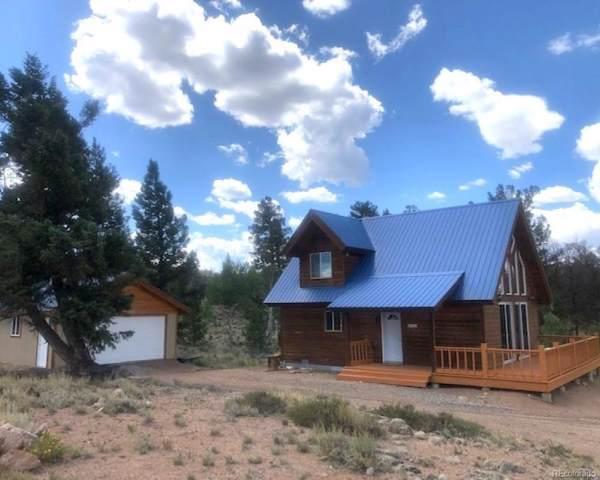 43560 Quartz Hill, Gunnison, CO 81230 (MLS #4269522) :: 8z Real Estate
