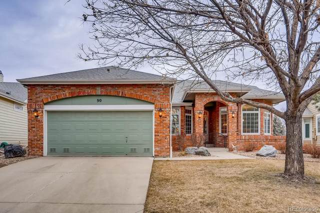 90 Canongate Lane, Highlands Ranch, CO 80130 (#4269593) :: Stephanie Fryncko | Keller Williams Integrity