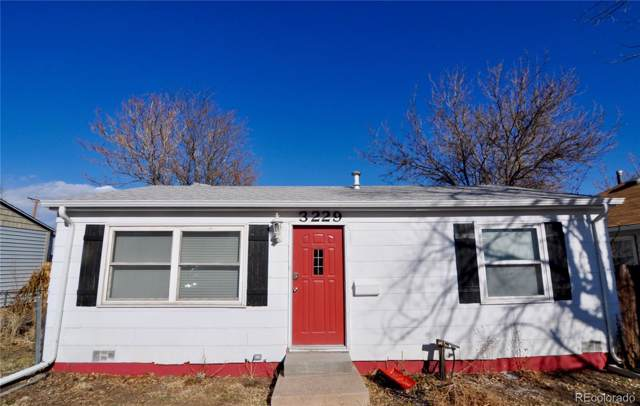 3229 W Walsh Place, Denver, CO 80219 (MLS #4269743) :: 8z Real Estate