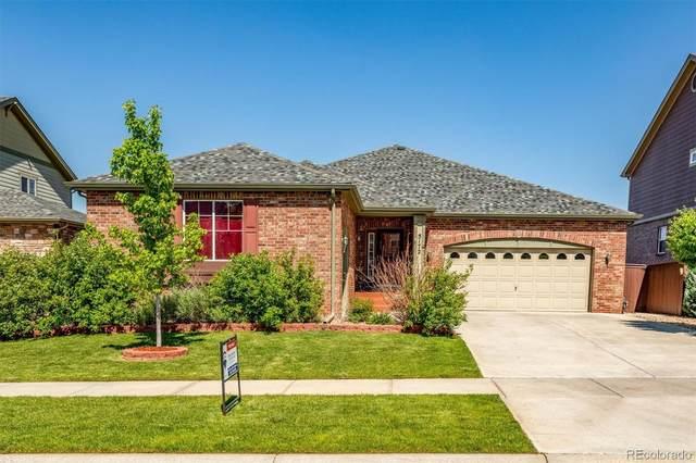 5172 S Eaton Park Street, Aurora, CO 80016 (#4269885) :: Wisdom Real Estate