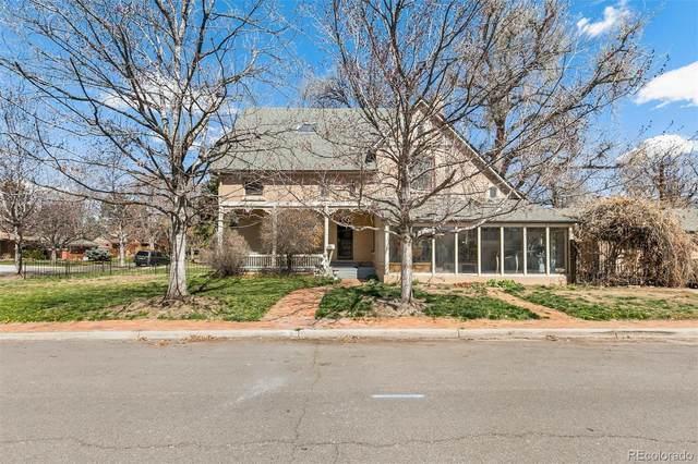 1006 Olive Street, Denver, CO 80220 (#4269969) :: Wisdom Real Estate