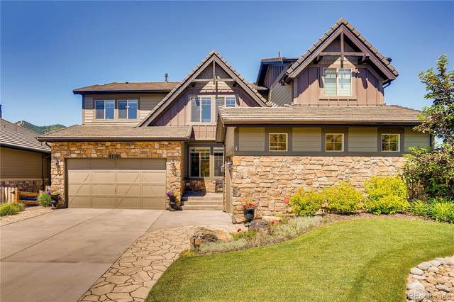 5110 Elf Owl Court, Morrison, CO 80465 (MLS #4270553) :: 8z Real Estate
