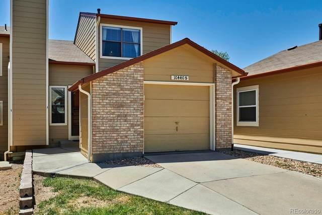 10440 W Fair Avenue B, Littleton, CO 80127 (MLS #4270588) :: 8z Real Estate