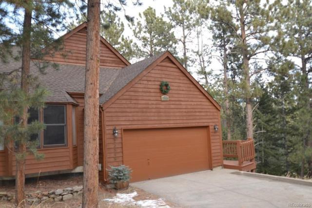 23549 Shingle Creek Road, Golden, CO 80401 (#4270657) :: The HomeSmiths Team - Keller Williams