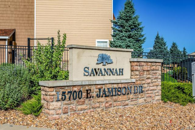 15700 E Jamison Drive #1103, Englewood, CO 80112 (MLS #4271098) :: The Space Agency - Northern Colorado Team