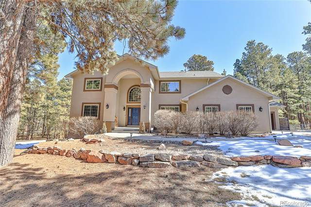 20051 Elk Creek Drive W, Colorado Springs, CO 80908 (#4271298) :: Bring Home Denver with Keller Williams Downtown Realty LLC