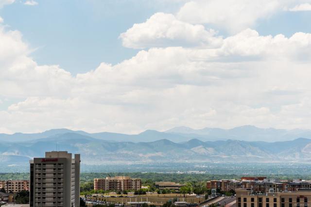 8100 E Union Avenue #1805, Denver, CO 80237 (#4271781) :: My Home Team