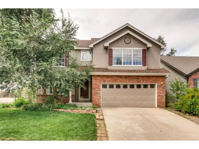 9800 Foxhill Circle, Highlands Ranch, CO 80129 (MLS #4272374) :: 8z Real Estate