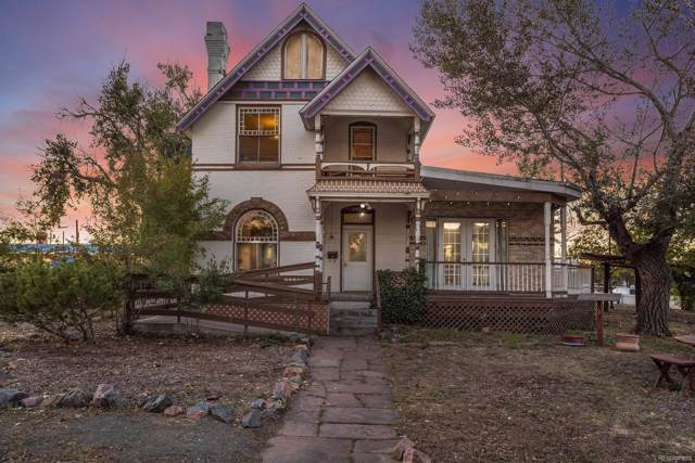 3435 Albion Street, Denver, CO 80207 (#4272495) :: The Peak Properties Group