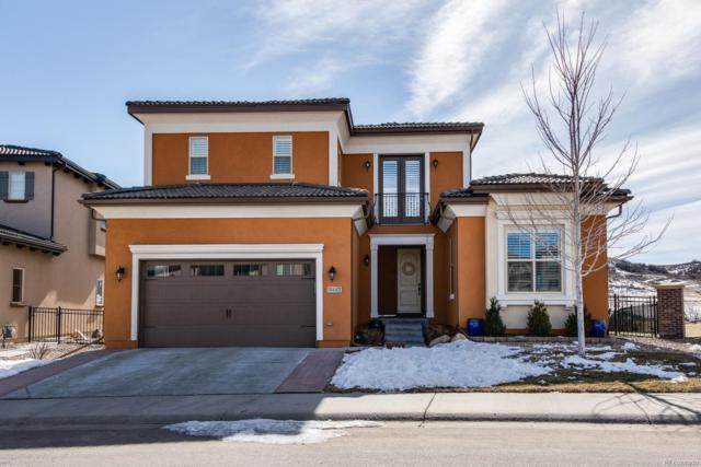 10665 Montecito Drive, Lone Tree, CO 80124 (#4272695) :: HomePopper