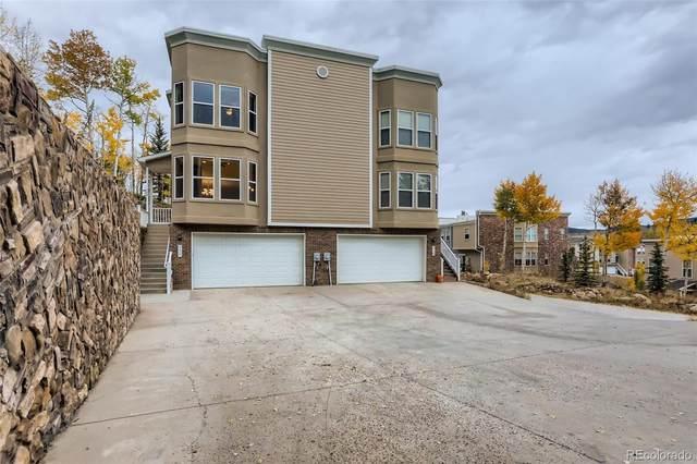 736 Martin Drive, Central City, CO 80427 (MLS #4272778) :: Find Colorado Real Estate