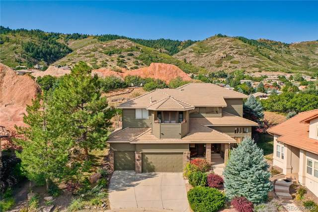 10776 Fairway Vistas Court, Littleton, CO 80125 (#4272810) :: The HomeSmiths Team - Keller Williams