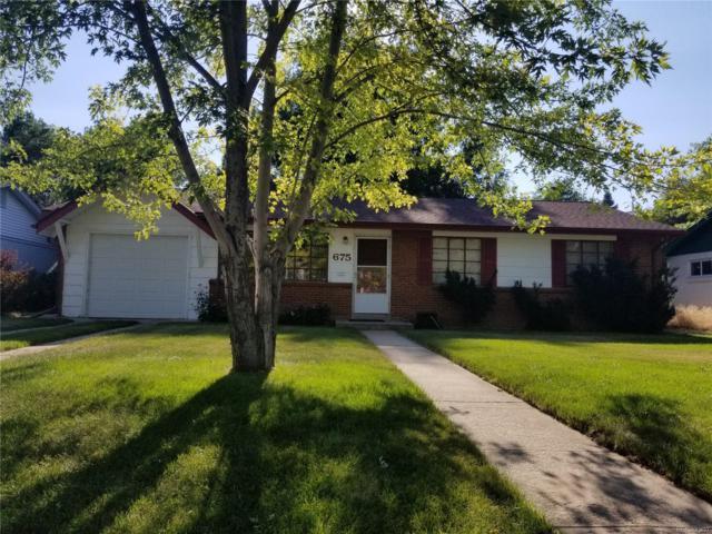 675 S Jersey Street, Denver, CO 80224 (#4272943) :: Bring Home Denver