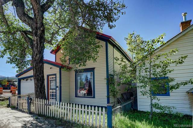139 E 9th Street, Leadville, CO 80461 (#4273267) :: The Brokerage Group