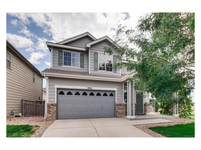 5004 Pelican Street, Brighton, CO 80601 (MLS #4273333) :: 8z Real Estate