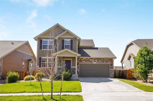 10277 Nucla Street, Commerce City, CO 80022 (MLS #4273792) :: 8z Real Estate