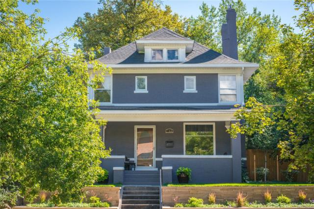 748 N Downing Street, Denver, CO 80218 (MLS #4273833) :: 8z Real Estate