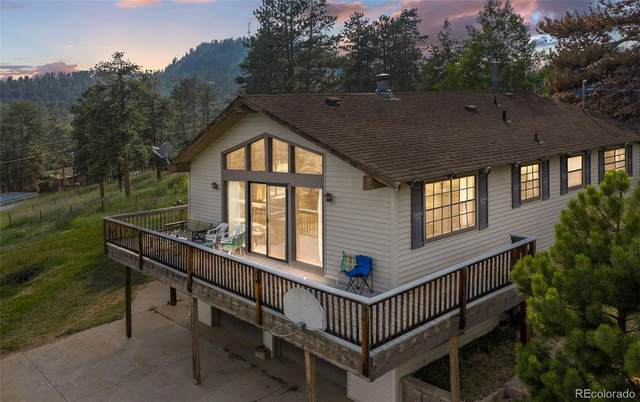 346 Conifer Drive, Bailey, CO 80421 (#4274638) :: Own-Sweethome Team