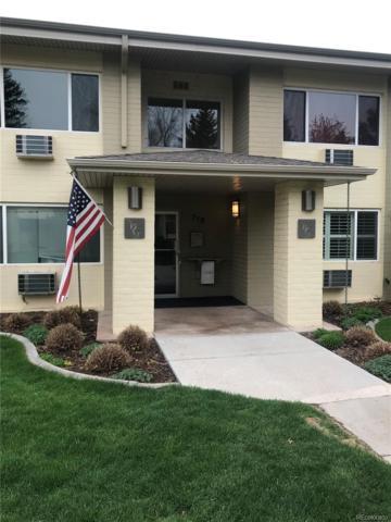 715 S Clinton Street 1A, Denver, CO 80247 (#4274806) :: The Peak Properties Group