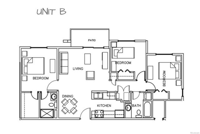 610 Cedar Street B, Windsor, CO 80550 (MLS #4274935) :: 8z Real Estate