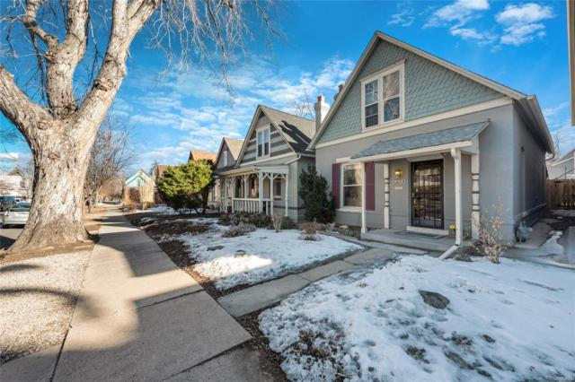 3340 W Hayward Place, Denver, CO 80211 (MLS #4275000) :: 8z Real Estate