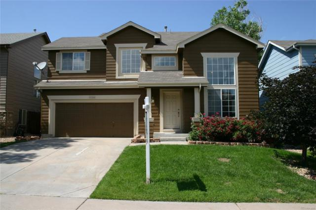 9389 W Ute Drive, Littleton, CO 80128 (#4275034) :: The City and Mountains Group