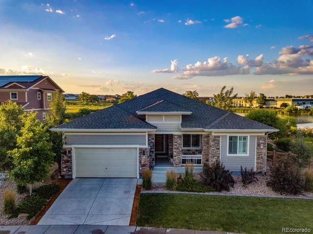 15135 W 63rd Lane, Arvada, CO 80403 (#4275212) :: The DeGrood Team