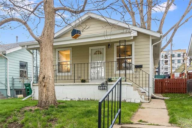 3878 Utica Street, Denver, CO 80212 (#4275681) :: The Artisan Group at Keller Williams Premier Realty