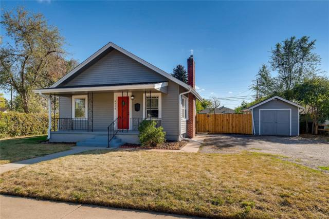 4324 S Bannock Street, Englewood, CO 80110 (MLS #4275942) :: 8z Real Estate