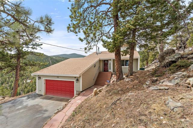 935 Meadow View Drive, Evergreen, CO 80439 (#4275983) :: The City and Mountains Group