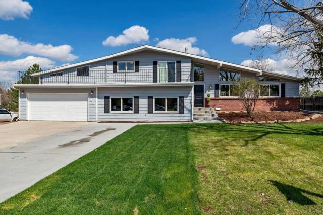 7456 S Pierce Court, Littleton, CO 80128 (#4276004) :: The DeGrood Team