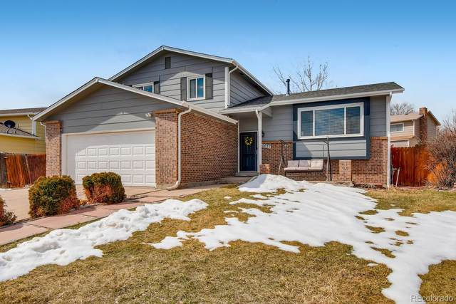 10037 Clayton Street, Thornton, CO 80229 (MLS #4276290) :: The Sam Biller Home Team