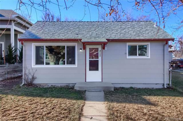 4733 S Bannock Street, Englewood, CO 80110 (#4276301) :: The HomeSmiths Team - Keller Williams